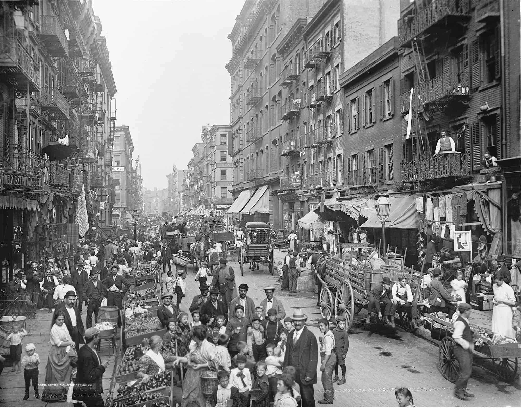 Mulberry_Street_NY_1900_Before